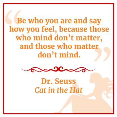 Quote from Cat in the Hat by Dr. Seuss