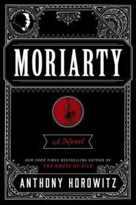 Moriarty book cover