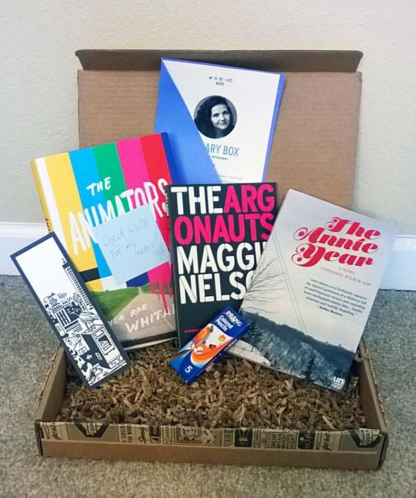 Literary Box #3
