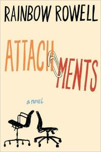 Attachments book cover