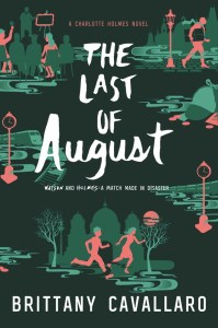 The Last of August book cover