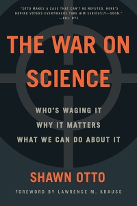 The War on Science book cover