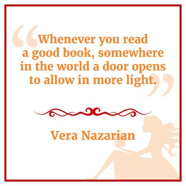 Quote by Vera Nazarian