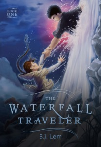 The Waterfall Traveler book cover