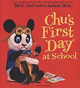 Chu's First Day at School book cover