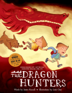 The Dragon Hunters book cover