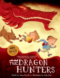 The Dragon Hunters book cover