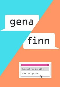 Gena/Finn book cover