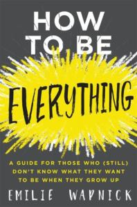 How to Be Everything book cover