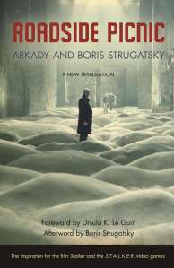 Roadside Picnic book cover